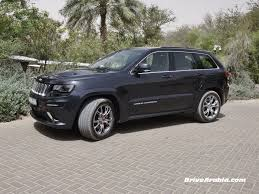 srt jeep 2011 first drive 2014 jeep grand cherokee srt8 in the uae drive arabia