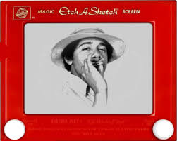 etch a sketch obama the steel deal