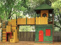 Backyard Play Forts by 537 Best Playgrounds Playhouses U0026 Outdoor Fun Images On