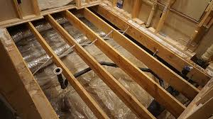 How To Replace Subfloor In Bathroom How To Remove A Really Difficult Subfloor Protradecraft
