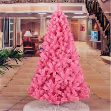pink artificial trees photo album ideas