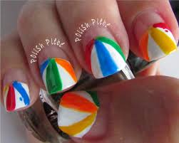 nails art life u0027s a beach nail art