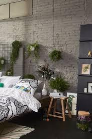 Otto Schlafzimmer Lampen Loft Style Schlafzimmer Mit Freigelegter Mauerwand Vielen