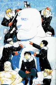 does roy mustang stay blind fullmetal alchemist roy mustang gif i dogs metal
