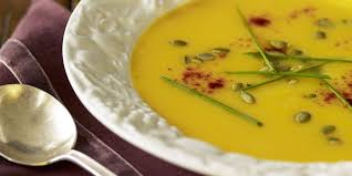 squash soup with cumin thanksgiving recipes