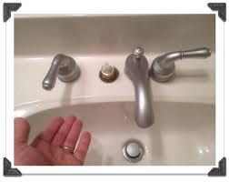 Body Faucet Fix A Leaky Moen Bathroom Faucet In Less Than 15 Minutes