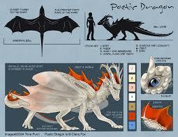 poetic dragon model sheet by mirroreyesserval deviantart com on
