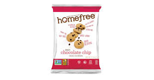 homefree nut free cookies to be offered at check in by doubletree