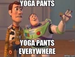 Fat Girl Yoga Pants Meme - beautiful fat girl yoga pants meme the gallery for fat girl in yoga