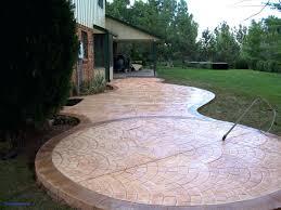 Backyard Concrete Patio Designs Backyard Concrete Ideas Patio Ideas Backyard Concrete