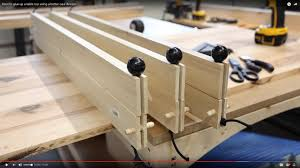 table top glue up how to make bungee cauls for gluing up a table top filling knots