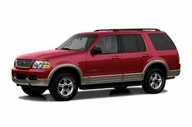 2002 ford explorer new car test drive