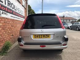 peugeot 206 van used peugeot 206 sw estate 1 4 entice 5dr in wirral merseyside