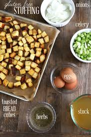 gluten free cubes gluten free for thanksgiving great gluten free recipes