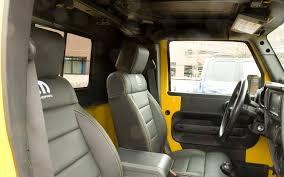 2011 jeep wrangler jk8 pickup conversion interior view jeep