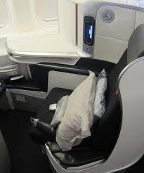 Air France Comfort Seats Flight Review Air France Business Class