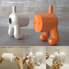 Animal Toilet Paper Holder Jam Collection Rakuten Global Market D Dog Tissue Roll Holder