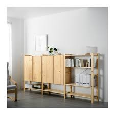 ivar ikea ivar 3 section shelving unit w cabinets ikea