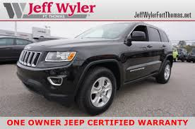 charcoal jeep grand cherokee chrysler certified pre owned for sale in cincinnati jeff wyler