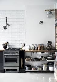 cuisine style indus style scandinave esprit industriel
