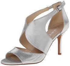 nine west galavan metallic dress sandal