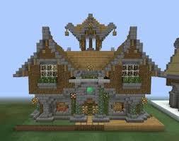 Minecraft Mansion Floor Plans Fantasy Wooden Mansion 1 Grabcraft Your Number One Source For