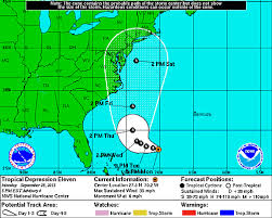 Map Of Northeast Florida by Atlantic Depression Could Become Tropical Storm Joaquin And