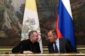 Cardinal Flag Cardinal Parolin U0027s Russia Visit Focuses On Ecumenism And Peace