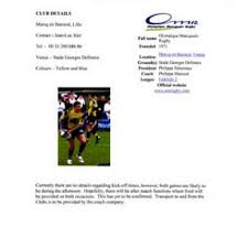olney rugby club colts too er lille information pack living archive