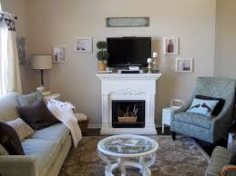 Living Room Wall Units With Fireplace Homey Home Design Another Living Room Update