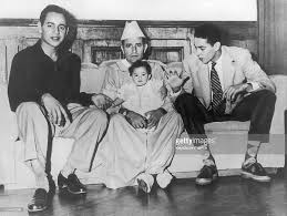 The Ex The Royal Family Of Morocco In Madagascar In 1954 Pictures Getty
