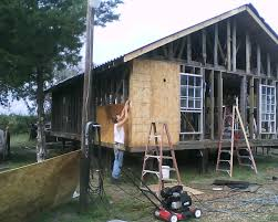 house plans on piers and beams yes you can u2026build your own retreat don u0027t tread on me