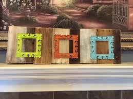 pallet shabby chic picture frames pallet furniture diy