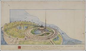 why frank lloyd wright u0027s baghdad opera house never came to be