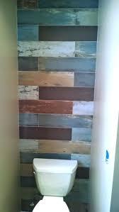 tiles colored wood look tile dark wood tile bathroom floor view
