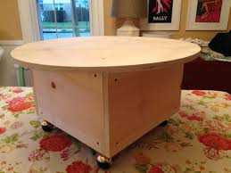 How To Make An Ottoman From A Coffee Table Coffee Table Contemporary How To Upholster Coffee Table How To