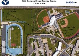Weber State Campus Map by Byu Autumn Classic Xc Information