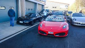types of cars the fd parked in good company at the specialist cars of malton big