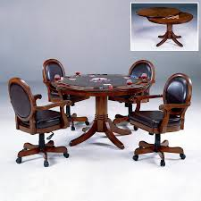 Game Tables Furniture Shop Hillsdale Furniture Warrington Wood Game Table At Lowes Com