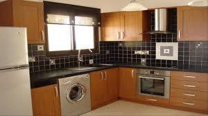 Washing Machine In Kitchen Design Kitchen Design With Washing Machine