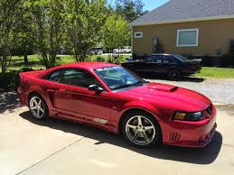 Black Mustang Saleen 2002 Ford Mustang Saleen S281 Coupe For Sale American Muscle Cars