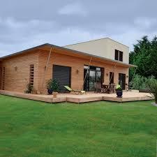 rielcy maison ossature bois bioclimatique par nature et bois