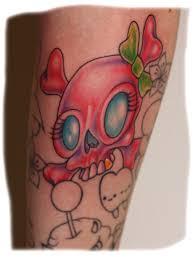 pretty skull tattoos for skull tattoos designs and