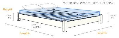 Bed Frame Sizes Diy Bed Frame Ideas Bed Frame Katalog Page 9