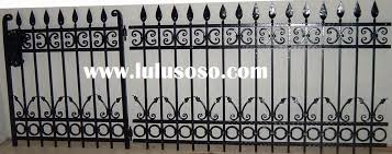 iron fence designs iron fence designs manufacturers in lulusoso