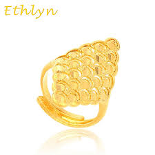 golden rings images images Ethlyn jewelry new ethiopian women engagement wedding ring gold jpg