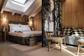 chambre lambris bois erstaunlich decoration lambris exemple d coration chambre interieur