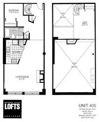 Floor Plan Spiral Staircase Available Units Downer Place Lofts Aurora Il Apartments