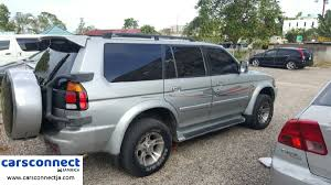 mitsubishi montero sport 2001 2001 mitsubishi montero for sale in kingston jamaica kingston st