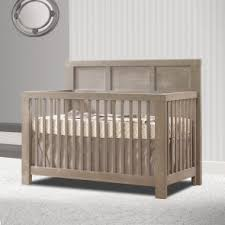 Solid Back Panel Convertible Cribs Solid Panel Cribs Cribs By Headboard Style Cribs